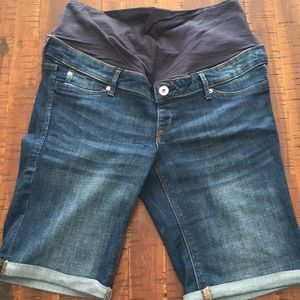 H&M Maternity shorts (8).